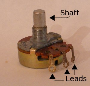 Common Synthesizer Potentiometer